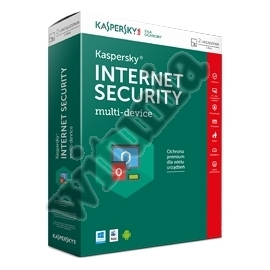 KASPERSKY INTERNET SECURITY MULTI-DEVICE 5-STANOWISK / 2-LATA